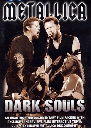 Metallica: Dark Souls Online DVD Rental