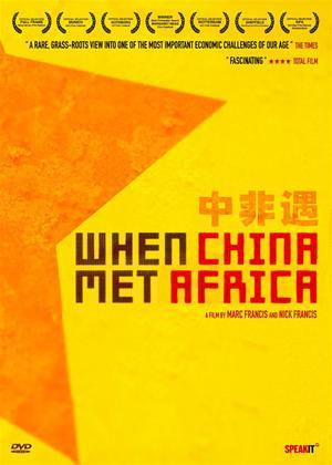 Rent When China Met Africa Online DVD Rental