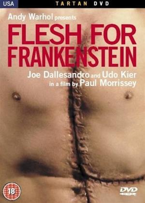 Flesh for Frankenstein Online DVD Rental