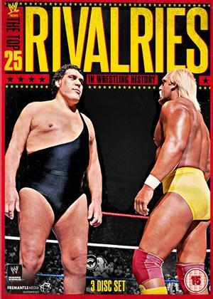 Rent WWE: The Top 25 Rivalries in Wrestling History Online DVD Rental