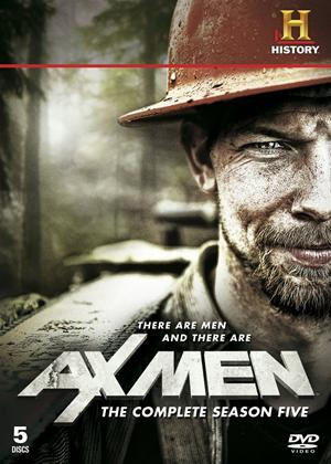 Rent Ax Men: Series 5 Online DVD Rental