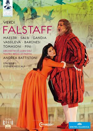 Rent Falstaff: Teatro Regio di Parma (Battistoni) Online DVD Rental