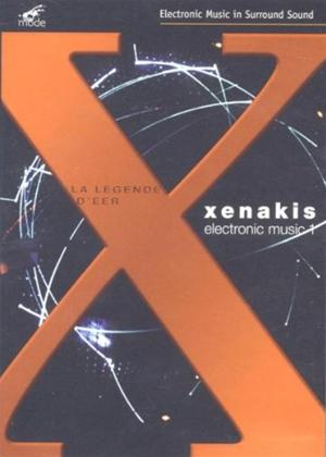 Rent Xenakis: Electronic Works 1 Online DVD Rental