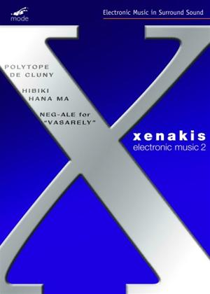 Rent Xenakis: Electronic Works 2 Online DVD Rental