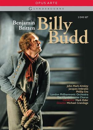 Britten: Billy Budd Online DVD Rental