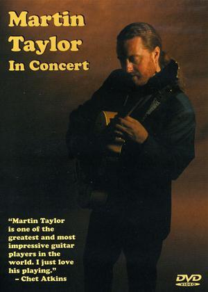 Martin Taylor: In Concert Online DVD Rental