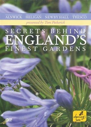 Rent Secrets Behind England's Finest Gardens Online DVD Rental