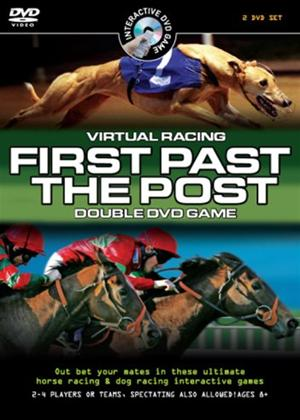 First Past the Post: Virtual Racing Online DVD Rental
