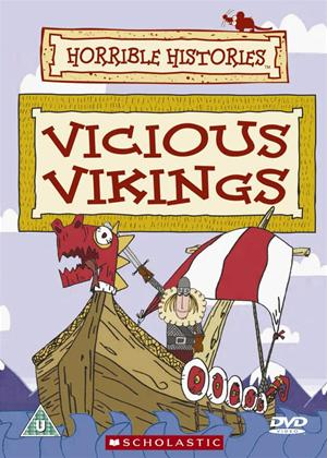 Rent Horrible Histories: Vicious Vikings Online DVD Rental