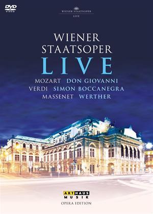 Rent Wiener Staatsoper Live Online DVD Rental