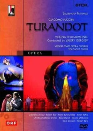 Puccini: Turandot: Poutney Online DVD Rental