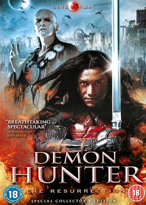 Demon Hunter: The Resurrection Online DVD Rental