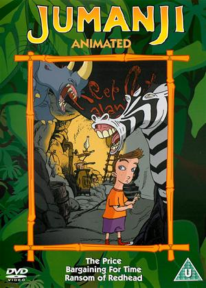 Jumanji: Animated Online DVD Rental