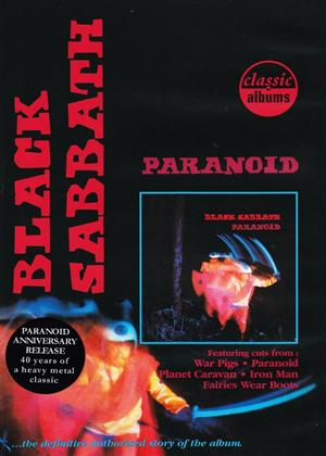 Black Sabbath: Paranoid: Classic Albums Online DVD Rental
