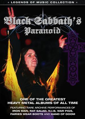 Black Sabbath: Paranoid Online DVD Rental