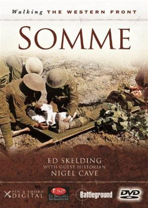Rent Walking the Western Front: Somme: Part 2 Online DVD Rental