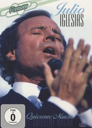 Julio Iglesias: Quiereme Mucho Online DVD Rental