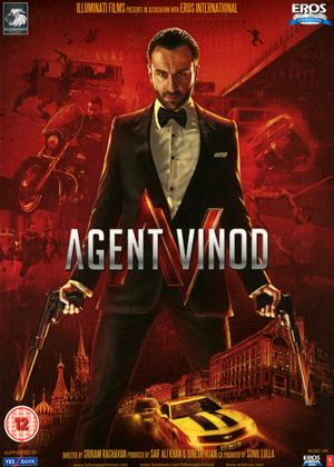 Rent Agent Vinod Online DVD Rental
