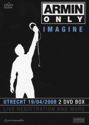 Rent Armin Van Buuren: Imagine Online DVD Rental