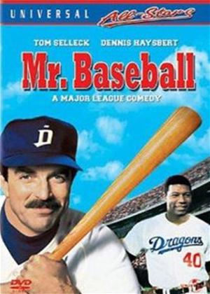 Mr Baseball Online DVD Rental