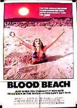 Blood Beach Online DVD Rental