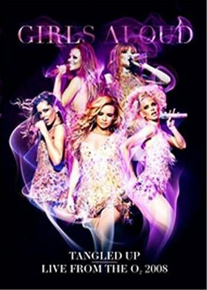 Girls Aloud: Tangled Up Tour 2008 Online DVD Rental