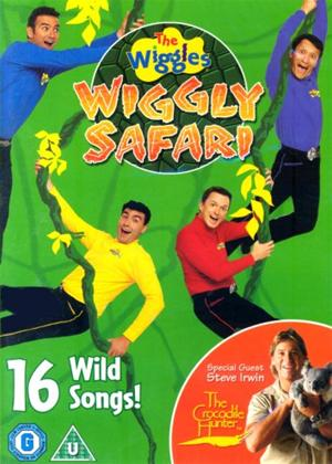 The Wiggles: Wiggly Safari Online DVD Rental