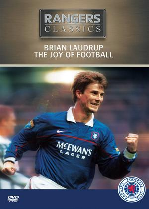Rangers FC: Brian Laudrup: The Joy of Football Online DVD Rental