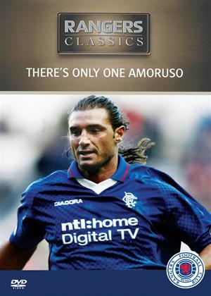 Rent Rangers FC: Lorenzo Amoruso: Theres Only One Amuroso Online DVD Rental
