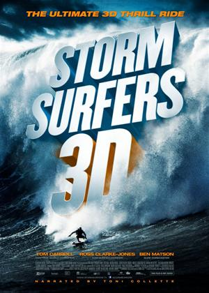 Rent Storm Surfers 3D Online DVD Rental