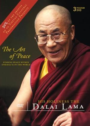 Rent The Art of Peace with the Dalai Lama Online DVD Rental