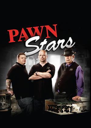 Pawn Stars Online DVD Rental