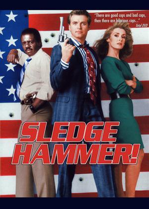 Sledge Hammer! Online DVD Rental