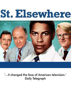St. Elsewhere Online DVD Rental