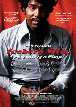 Iceberg Slim: Portrait of a Pimp Online DVD Rental