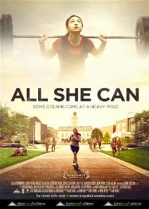 All She Can Online DVD Rental