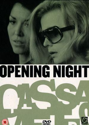 Opening Night Online DVD Rental