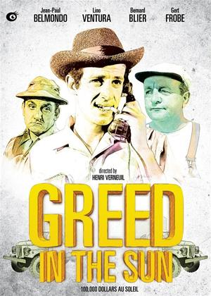 Rent Greed in the Sun (aka Cent mille dollars au soleil) Online DVD Rental