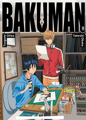 Bakuman Online DVD Rental