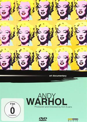 Rent Andy Warhol: Art Lives Online DVD Rental