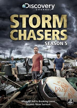 Rent Storm Chasers: Series 5 Online DVD Rental