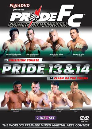 Rent Pride Fighting Championships: 13 and 14 Online DVD Rental
