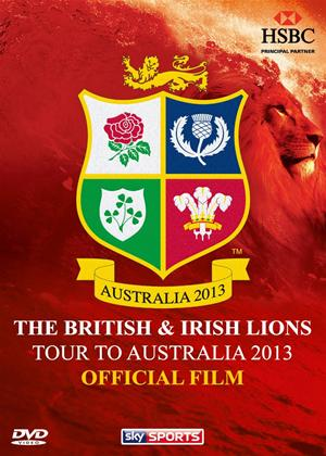British and Irish Lions: Australia 2013: Official Film Online DVD Rental
