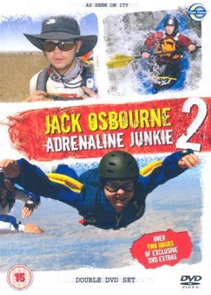 Rent Jack Osbourne: Adrenaline Junkie: Series 2 Online DVD Rental