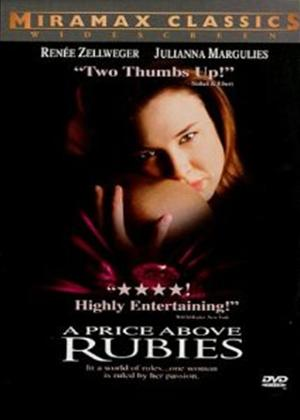 Rent A Price Above Rubies Online DVD Rental