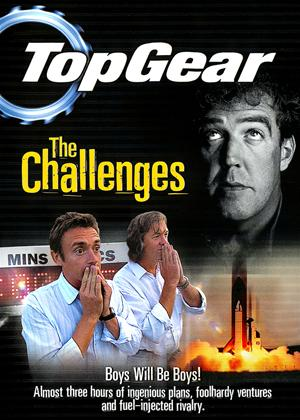 Top Gear: The Challenges Online DVD Rental