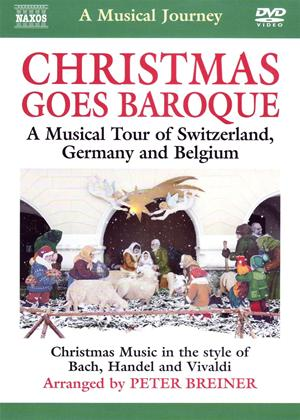 Rent A Musical Journey: Christmas Goes Baroque Online DVD Rental
