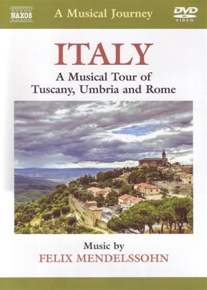 Rent A Musical Journey: Italy: Tuscany, Umbria and Rome Online DVD Rental