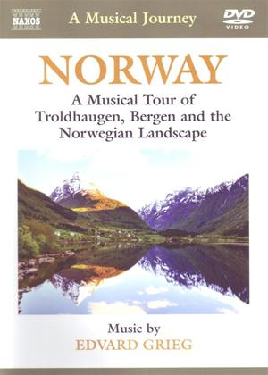Rent A Musical Journey: Norway: Troldhaugen, Bergen and the Norwegian Landscape Online DVD Rental