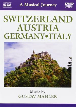 Rent A Musical Journey: Switzerland/Austria/Germany/Italy Online DVD Rental